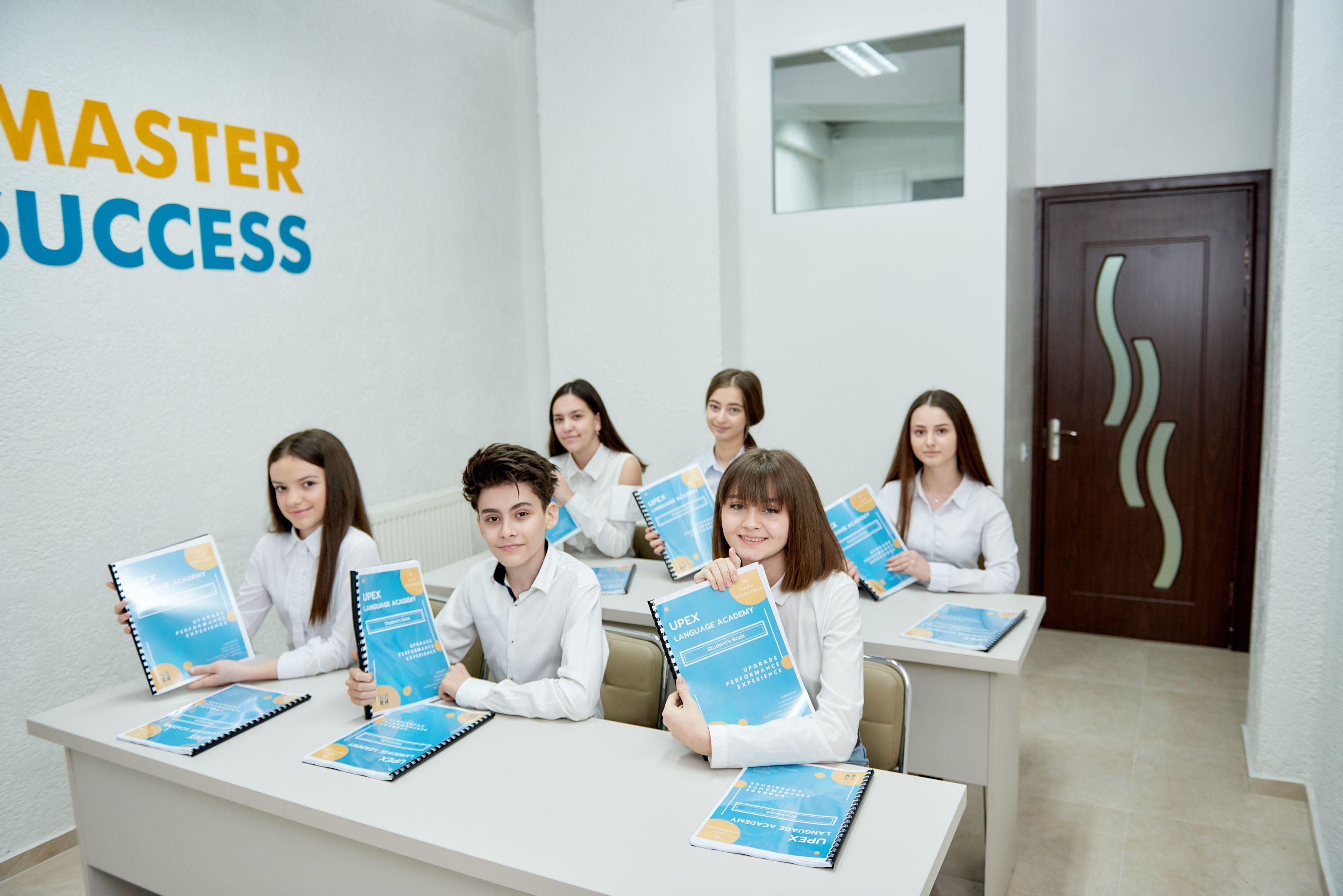 Engleza pentru Adolescenți